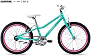 Guardian Kids Bikes Ethos. 16/20/24 Inch, Multiple Colors for Boys/Girls. Safer Brake System for Kids. Lightweight Steel Con