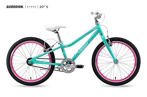 Guardian Kids Bikes Ethos. 16/20/24 Inch, Multiple Colors for Boys/Girls. Safer Brake System for Kids. Lightweight Steel…