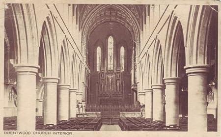 Compra Imán para nevera en inglés Iglesia Essex Brentwood Iglesia ...