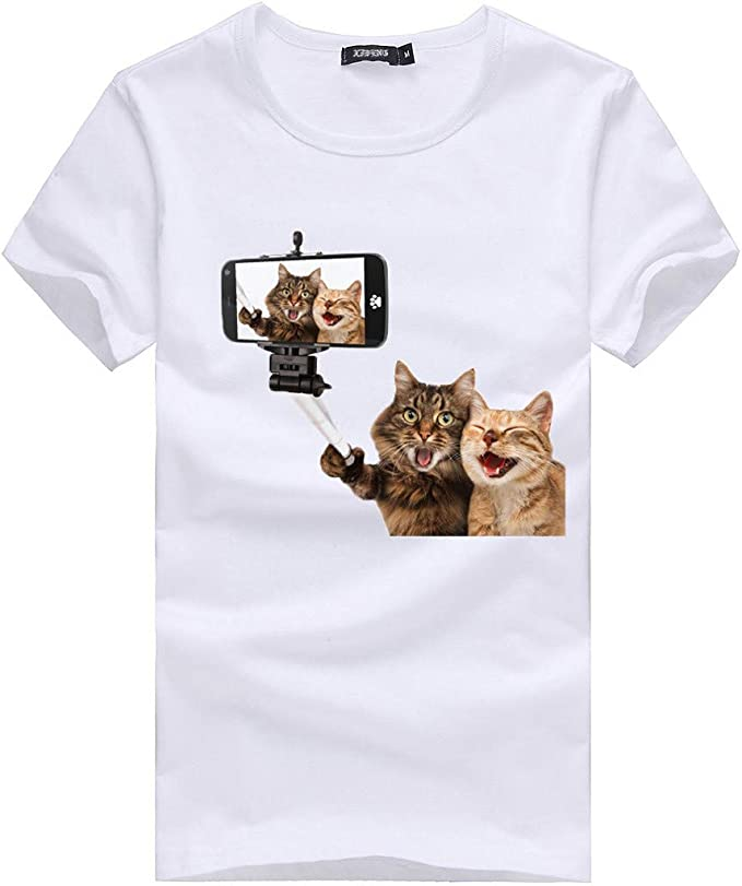 Overdose Camisas Hombre Divertidas Camiseta De Impresión Unisex ...