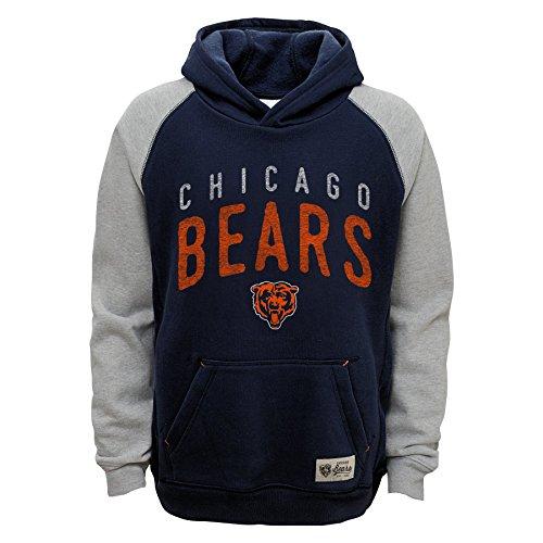 chicago bears hooded sweatshirt - 6