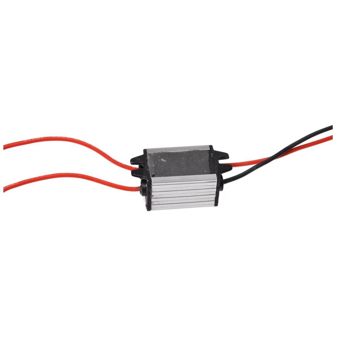 RETYLY 2 x transformateur Driver de LED Transformateur dalimentation avec Cable de Connexion Impermeable