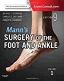 img - for Mann s Surgery of the Foot and Ankle, 2-Volume Set: Expert Consult: Online and Print, 9e (Coughlin, Surgery of the Foot and Ankle 2v Set) book / textbook / text book