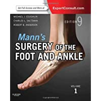 Mann s Surgery of the Foot and Ankle, 2-Volume Set: Expert Consult: Online and Print