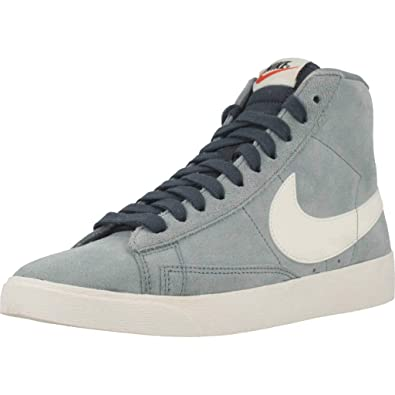 sneakers for cheap 43992 f3673 Nike Blazer Mid Vintage Suede Womens Womens Av9376-002 Size 5
