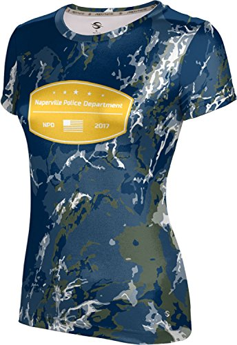 ProSphere Women's Naperville Police Department Marble Shirt (Apparel) - Shopping Naperville