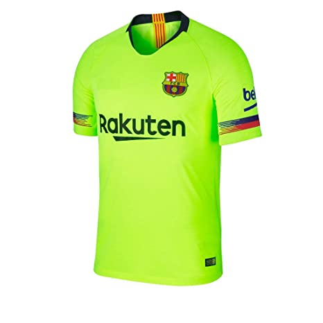 31e8aa4710d5 Barcelona Football Jersey Polyester T-Shirt for Men  Amazon.in ...