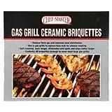 Chef-Master 05004cm Gas Grill Ceramic Briquettes