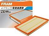 air filter bmw x5 - FRAM CA10675 Extra Guard Panel Air Filter