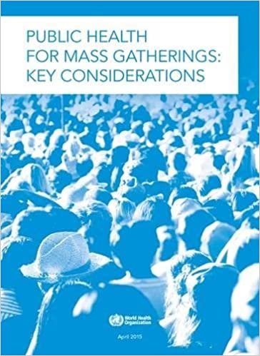 amazon public health for mass gatherings key considerations