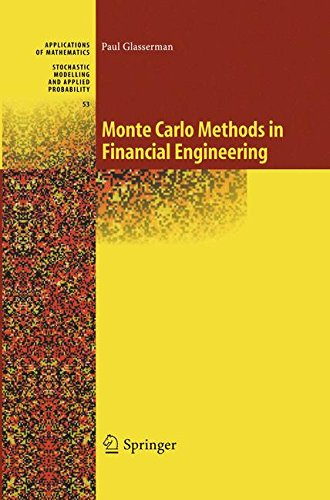 Pdf Science Monte Carlo Methods in Financial Engineering (Stochastic Modelling and Applied Probability) (v. 53)