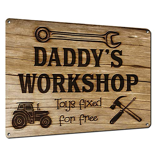 (Daddy's Workshop Toys Fixed for Free ~ 9