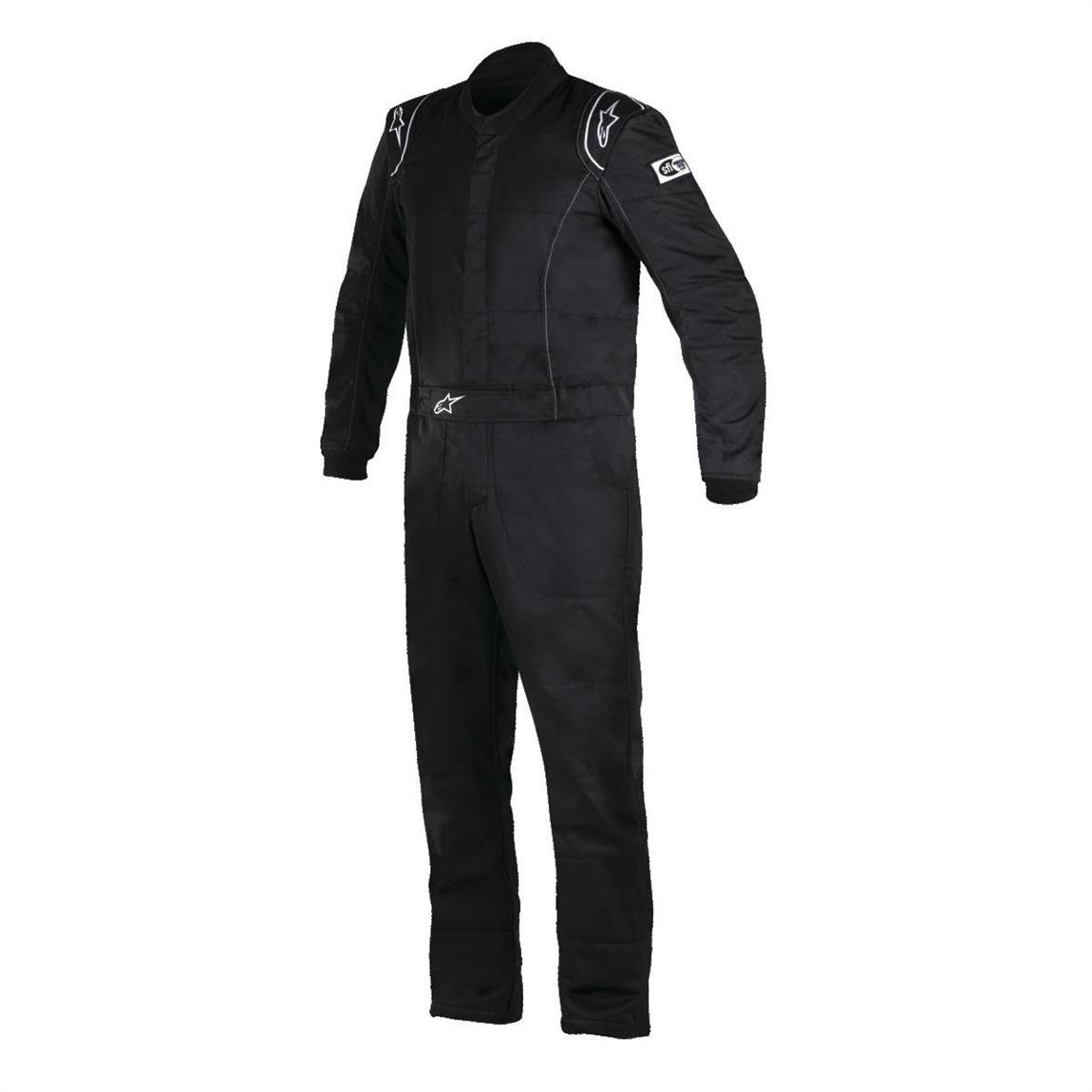 Alpinestars KNOXVILLE Suit Red//Black, Size 66