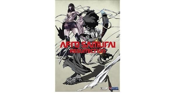 Afro Samurai: Resurrection - Spike TV Version Reino Unido ...