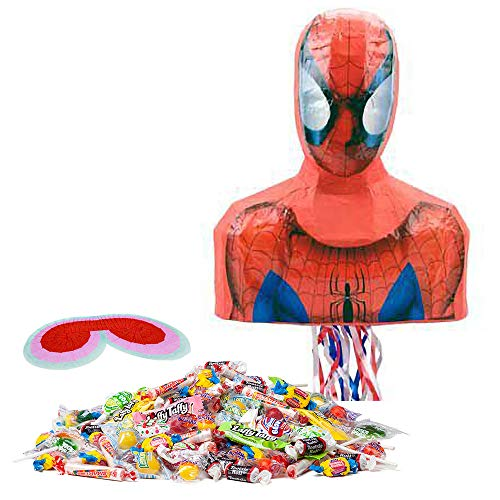 Costume SuperCenter Spiderman Webbed Wonder Pinata Kit