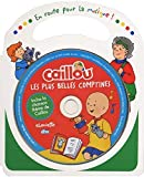 Caillou//Les Plus Belles Comptines