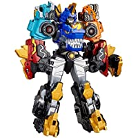 Dinocore Ultra D-Saber Cerato, 3 stages combining transformable robot composed of five seperate units
