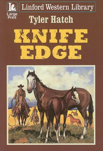 Knife Edge (Linford Western Library) PDF