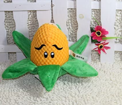 Amazon.com: Plants Vs Zombies Garden Warfare Plush Toy Kernel-pult ...