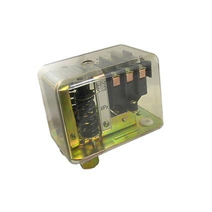 Amico AC 380 V 16 A 135 – 175PSI 1-Port Compresor de aire Presostato