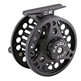 SeaKnight MAXWAY Starter Fly Reels Super Light 3BB Fly Fishing Reel CNC machined Aluminum Alloy Body Fly Fishing Reel For Sale