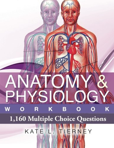 Anatomy & Physiology: 1,160 Multiple Choice Questions