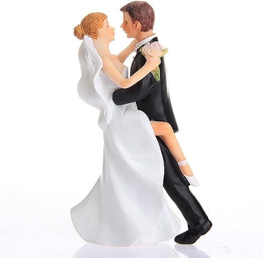 Riverbyland Danse Tango Couple Figurine De Gateau De Mariage