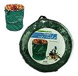 Kole Imports Pop Up Leaf Trash Can - Set of 4