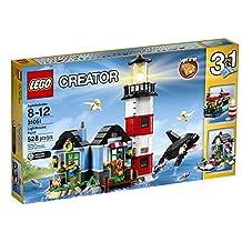 LEGO Creator 31051 Lighthouse Point Building Kit (528-Piece)