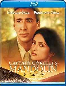Captain Corelli'S Mandolin [Edizione: Stati Uniti] [Italia] [Blu-ray]