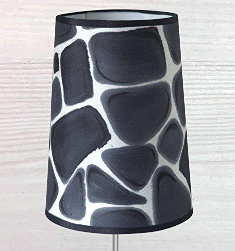 Pantalla de lámpara 100% seda pintada a mano. ¡Perfecta para tu ...