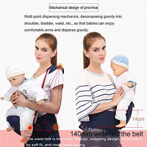 fd9b14291fe4 Pour bébé avec bande réfléchissante kaki Porte-bébé ergonomique avec siège  hanche 0-3 ans Kaki  Amazon.fr  Bébés   Puériculture