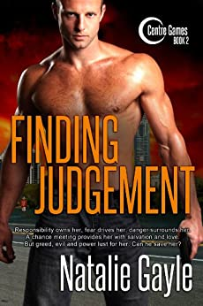 Finding Judgement (Centre Games Series Book 2) by [Gayle, Natalie]