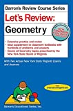 img - for Let's Review Geometry (Let's Review Series) book / textbook / text book