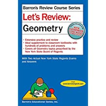 Let's Review Geometry (Let's Review Series)
