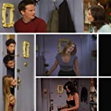 FRIENDS TV Yellow Peephole ♥♥ FRIENDS FRAME ♥♥. #1 Replica. As seen in Monicas door in FRIENDS. 100% Handmade. Its the best replica you can find. Great present for a FRIENDS fan!