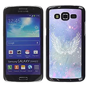 Dragon Case - FOR Samsung Galaxy Grand 2 - sighs are the natural language - Caja protectora de pl??stico duro de la cubierta Dise?¡Ào Slim Fit