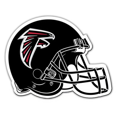 NFL Atlanta Falcons Team Magnet, 8