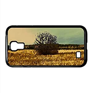 Leafless Bush Watercolor style Cover Samsung Galaxy S4 I9500 Case (Autumn Watercolor style Cover Samsung Galaxy S4 I9500 Case)