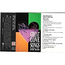 Great Love Songs of the '70s & '80s - Cassettes