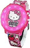 Hello Kitty Girl's Pink Digital Light Up Watch HK4039