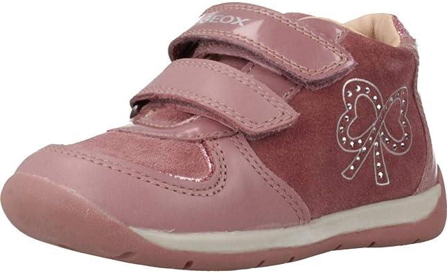 Geox B Djrock Girl B Sneakers Basses B/éb/é Fille