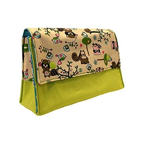Mini piezas bolsa para pañales sucios lavado de los osos de ...