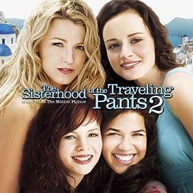 album sisterhood traveling pants score