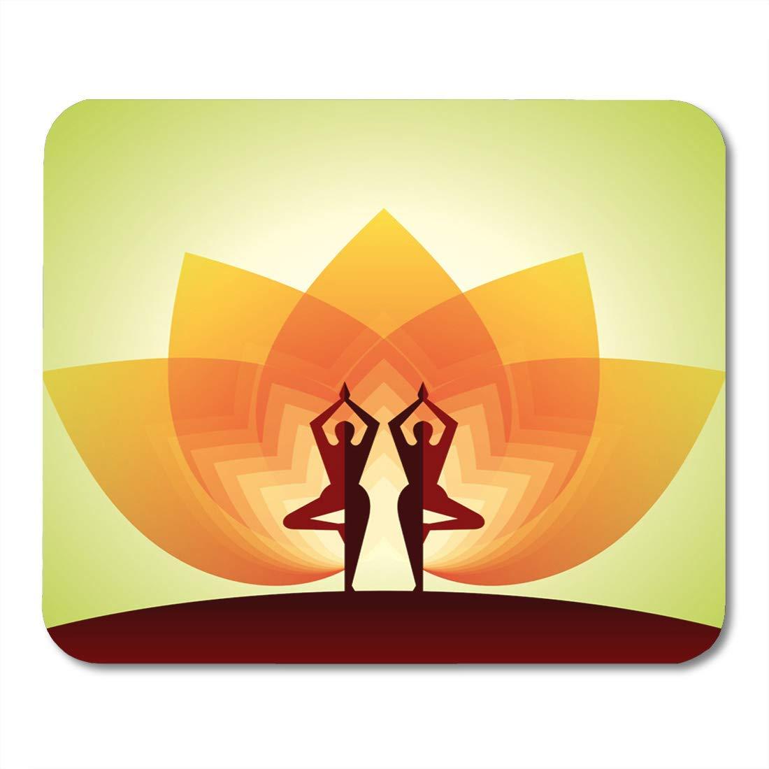 Almohadilla para el Mouse Insignia Yoga SPA y Balance Body ...