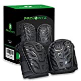 Knee Pads for Work - Professional Gel Knee Pads Heavy Duty for Construction, Flooring, Gardening and Cleaning. Best style knee pads for comfort, protection and durability.