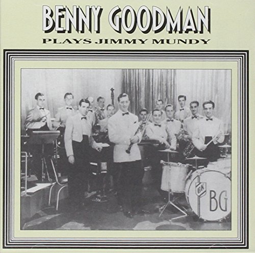 Plays Jimmy Mundy by Hep Records