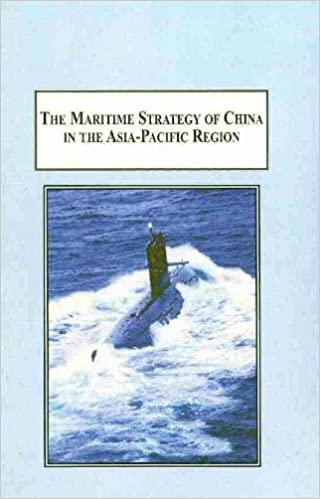 Amazon com: The Maritime Strategy of China in the Asia-Pacific