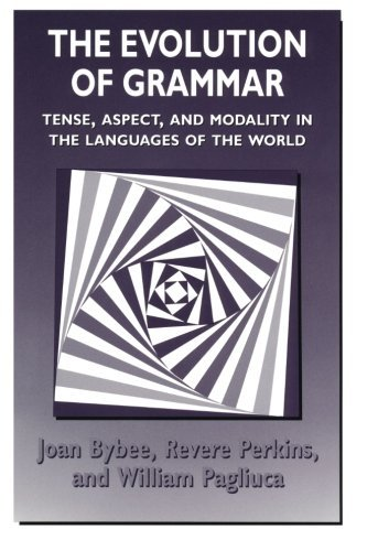 The Evolution of Grammar: Tense, Aspect, and Modality in the Languages of the Wo