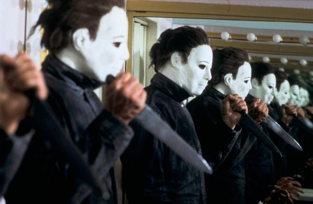 Halloween-4-Michael-Myers-kehrt-zuruck-Alemania miniatura 4